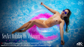 sexart holiday on mykonos episode 7: Alexis crystal, nancy a, eric el gran, ariel piper fawn, melody petite, nick ross